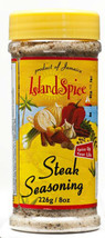 Island Spice Steak Seasoning 8 Oz (3 Packs) - $19.99
