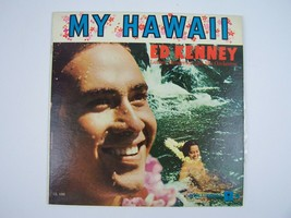 Ed Kenney, Luther Henderson & His Orchestra My Hawaii Vinyl LP Record Al... - $9.89