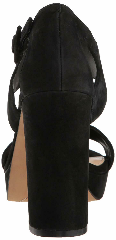 Vince Camuto Jayvid Platform Block Heel Sandals, Multiple Sizes Black VC-JAYVID image 4