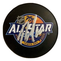 Josh Bailey Hand Signed Autographed 2018 ALL-STAR Puck N.Y. Islanders w/COA - $39.99