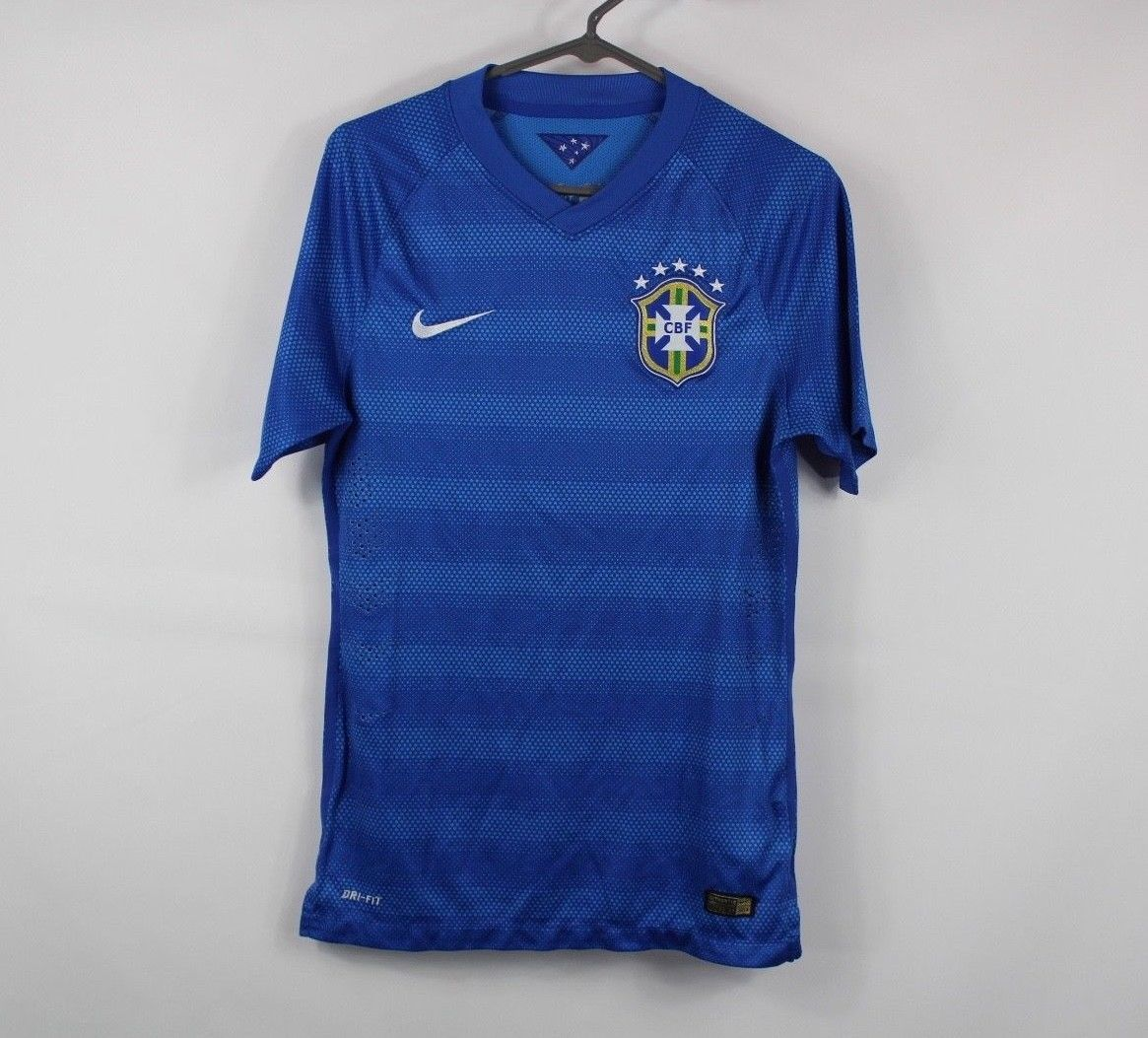 56ebe9b402cdc NIKE Mens Small Brazil Brasil CBF World Cup and 50 similar items. S l1600