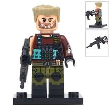 Cable Deadpool 2 Marvel Universe X-Men X-Force Lego Moc Minifigure Gift For Kids - $1.99