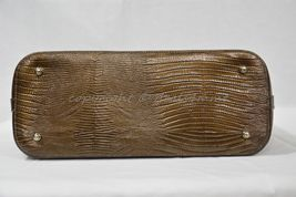 NWT Brahmin Medium Asher Leather Tote/Shoulder Bag Barley Bronte - Beige Brown image 7