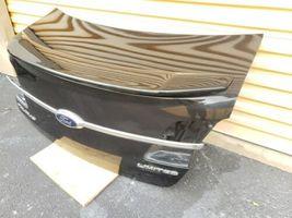 13-18 Ford Taurus SEL Trunk Lid W/Camera & Spoiler image 3