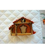 CHARMING TAILS - CHRISTMAS PAGEANT STAGE ! MANGER ! OLD ! - $26.72