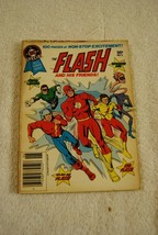 FLASH AND HIS FRIENDS DC SPECIAL BLUE RIBBON DIGEST #2 PAPERBACK 1980 CO... - $24.99