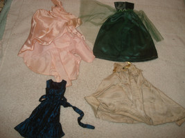 Vintage 1960s Barbie Doll Dress lot - $59.39