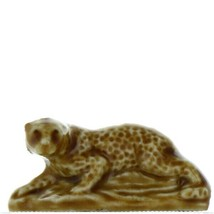 Wade Whimsies Red Rose Tea American Series 2 Porcelain Miniature Leopard