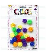 Chloe Hair Accessories Girls Kids Mini Flowers Barrette Hair Clip Pins C... - $4.90+