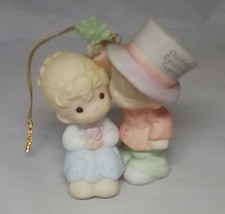 """PRECIOUS MOMENTS """"Our First Christmas Together"""" ornament with box - 878855 - $17.64"""