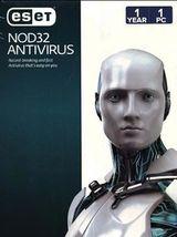 Eset NOD32 Antivirus 1 Device GLOBAL Key PC ESET 2 Years - PC - $9.95