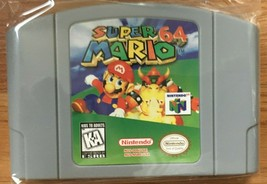 Super Mario 64 for Nintendo 64 Video Game Cartridge US Version - US SELLER - $29.69
