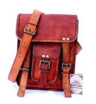 New Women Vintage Rustic Soft Leather Shoulder Handbag Tote Brown Hobo Bags - $72.58