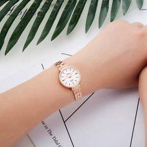 Lvpai® Women Fashion Luxury Watch Rose Gold Silver Ladies Bracelet Casual Dial image 6