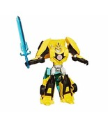 Hasbro Robots In Disguise Transformers Warrior BUMBLEBEE Mini-Con Weapon... - $27.02