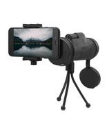 Bakeey Universal 12x50 Hiking Concert Camera Lens Zoom Monocular Phone H... - $29.69