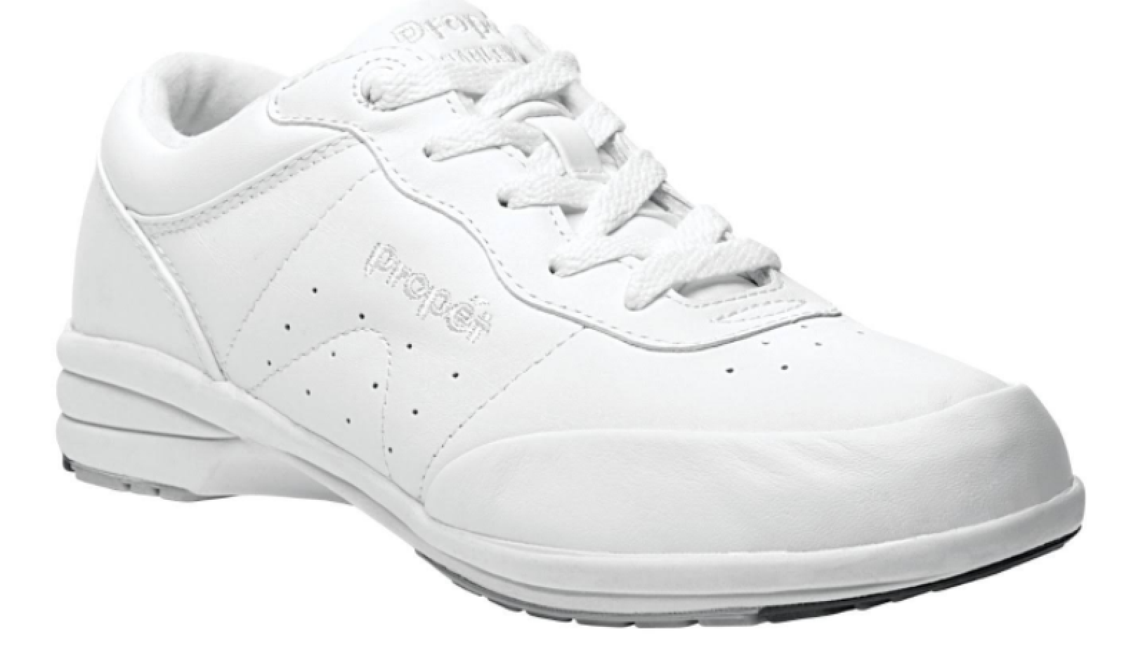 Propet Washable Walker Women's Leather Walking Shoes Sz 8.5 4A (S) EXTRA NARROW