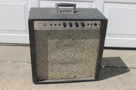 realistic carnival 34 amplifier -no fuse-as is-for parts/ repair-unteste... - $295.00