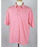Bobby Jones Mens Short Sleeve Polo Shirt Size XL - $16.82