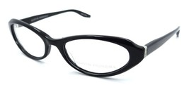 Barton Perreira Lolita Eyeglasses Frames 52-18-133 Black Women Small Faces - $78.40