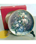 "Goebel Artis Orbis Renoir Mini Plate 4"" Fleurs de Printemps Flowers New ... - $24.90"
