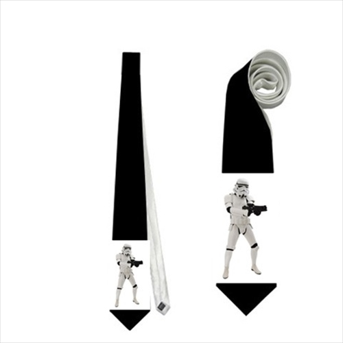 Primary image for necktie tie star wars darth maul vader kylo ren luke obi wan jedi film movie