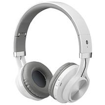 iLive Wireless Bluetooth Headphones - White - $39.12