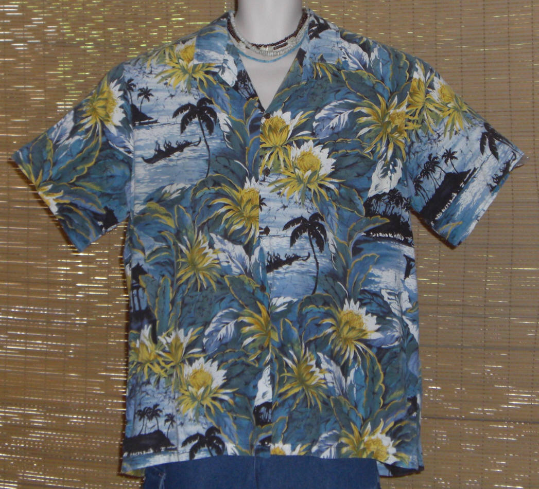 Hilo hattie blue 2xl 1