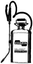 Chapin 31420 2-Gallon Lawn and Garden Series Tri-Poxy Steel Sprayer - $72.39