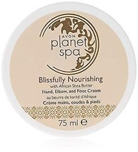 Avon Planet Spa Blissfully Nourishing Hand,Elbow & Foot Cream 75ml - $15.83