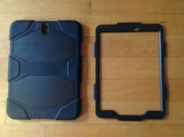 Rugged Black Protective Case for iPad or Tablet Black  9.5 X 6.5  - $18.80