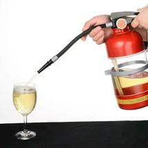 Wine Pourers Plastic Red 2qt 1lb Portable Fire Extinguisher Shape Beer D... - $35.65