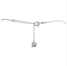 Swarovski Crystal Authentic Pendant Necklace Heart EXPLORE Signed Reversible image 8