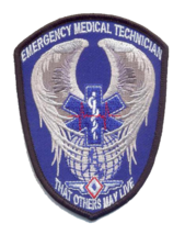 Philippine Air Force EMT Patch with Hook and Loop - $11.87