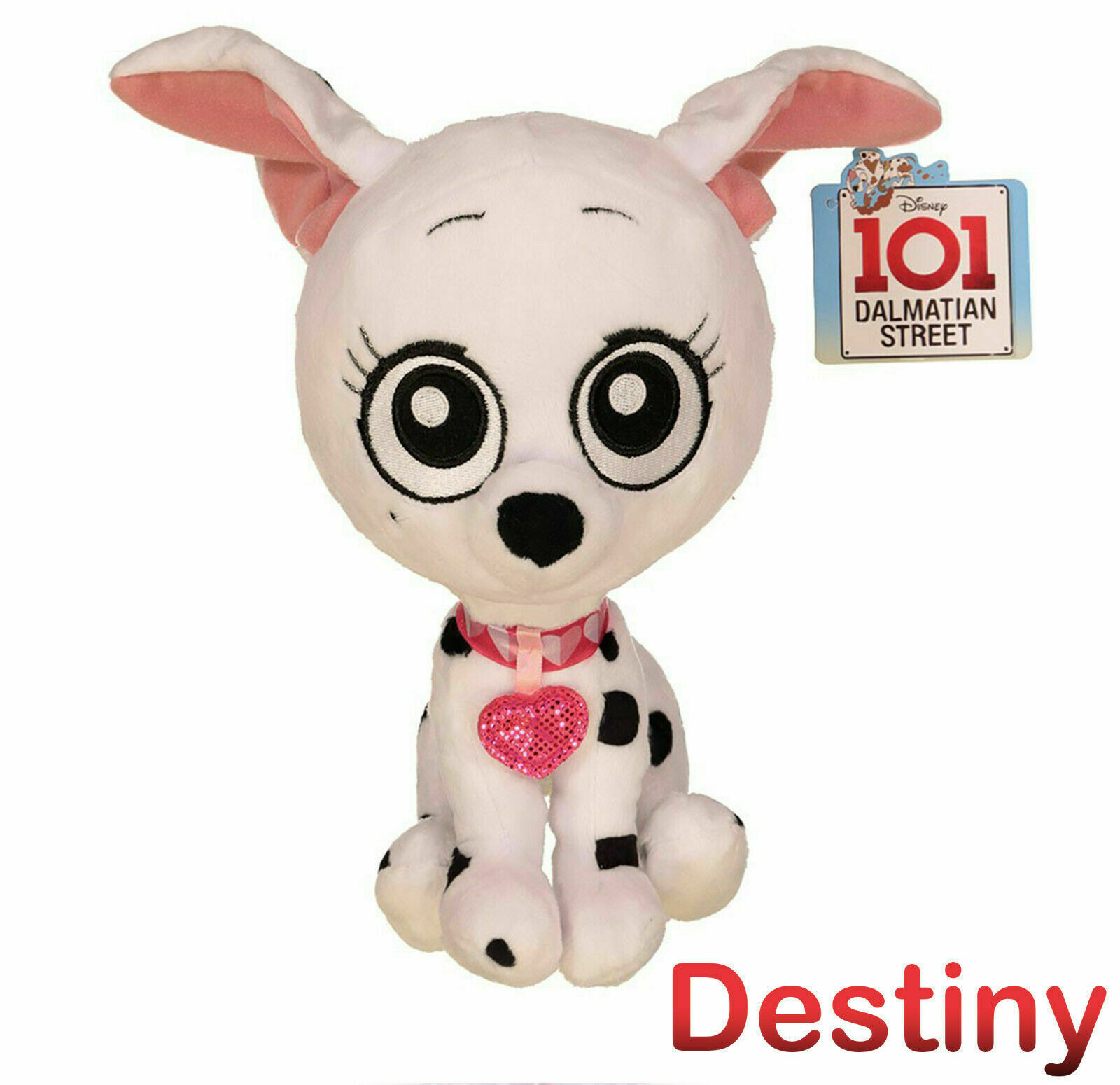 DISNEY PIXAR TOY STORY 4 PLUSH 8 INCH DOLLY SOFT AND LOVABLE BRAND NEW WIITH TAG