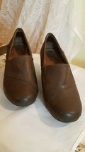 Natural Sole by Naturalizer Wedge Shoes Size 7 - $14.85