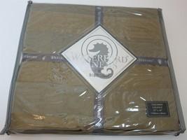 Waterford BARDON Bryanne Fawn Tailored Valance NIP - $53.30