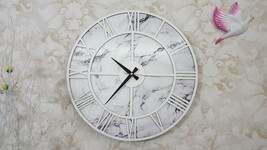 Marble Pattern Special Design Wall Clock - $60.00+