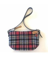Coach Plaid Wool Mini Purse - $34.66