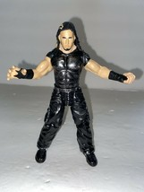 "1999 JAKKS Pacific WWE Titan Tron Live Matt Hardy 6"" Action Figure Black... - $5.94"