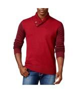 $65 Sean John Men's Shawl-Collar Sweater Size 2XL - $39.59