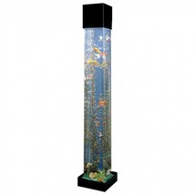20 Gallon Aquarium Rectangle Tower w Filter Lights Plants Pump + FREE SH... - $832.88