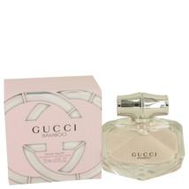 Gucci Bamboo Perfume 2.5 Oz Eau De Toilette Spray image 3