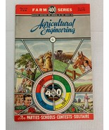 1935  Farm 400 Series Agriculture Engineering Book Magazine - $8.90