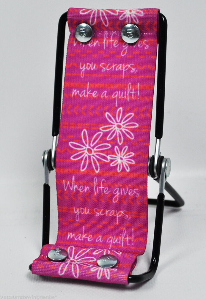 Sew Steady Smartphone Liegestuhl When Life Gives You Scraps Machen eine Quilt