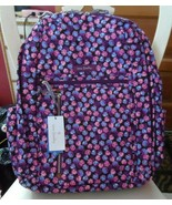 Vera Bradley Lighten Up Grande Backpack in Berry Burst - $71.00