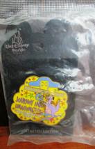 "NEW Disney Epcot Figment Pin ""Journey into Imagination! Under Constructi... - $14.85"