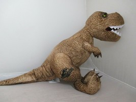 "Jumbo Jurassic World T-Rex Plush Universal Studios 28"" Stuffed Dinosaur - $19.99"