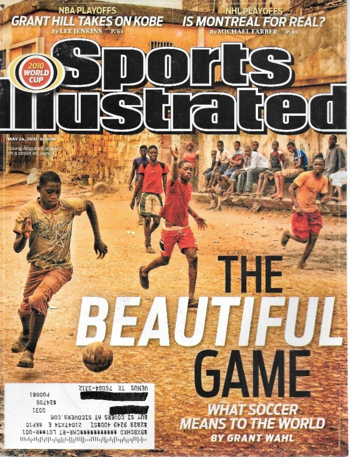 Primary image for Sports Illustrated Magazine, May 24 2010, The Beautiful Game, What Soccer Means