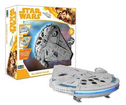 Revell Snaptite Star Wars Lando's Millennium Falcon Model Kit New in Box - $24.88